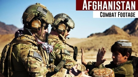 AFGHANISTAN COMBAT FOOTAGE  HEAVY FIREFIGHTS  US Soldiers