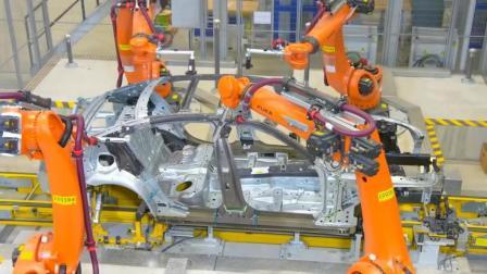 带你走进宝马7系生产组装线, 感受百万级豪车的装配工艺。