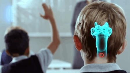 智能时代, 在大脑中植入芯片, 所有知识瞬间能记住, 这项技术出来了!
