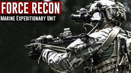 Force Recon USMC Marine Expeditionary Unit 2018