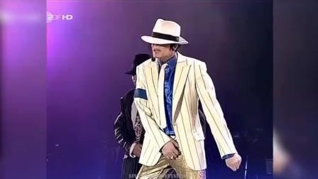 60帧的迈克尔杰克逊1997年演唱会! !