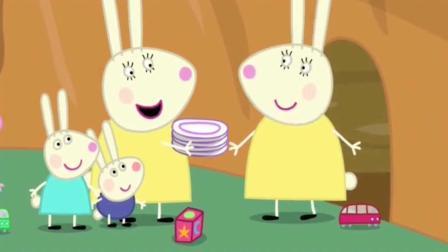 小猪佩奇: 猪还吃胡萝卜, 还会打电话? 看的怀疑人生