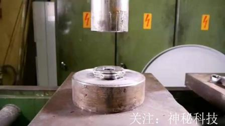 液压机vs金属空心管