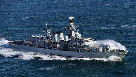 没落大国也来挑战, 中国这回不客气, 海军早已严阵以待