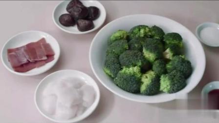 新派粤菜: 麒麟带子, 海鲜的鲜, 蔬菜的甜