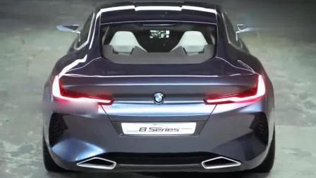 2018款宝马8系 顶级豪华车 可以给你与众不同的想象!