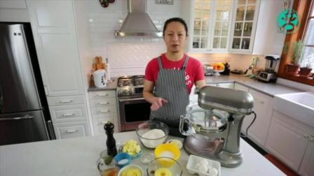 蛋糕的配方和制作方法 看视频做生日蛋糕能学会吗 新手学做蛋糕视频教程