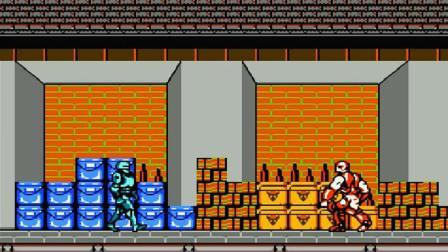 《机械战警1》有无敌技能知道吗? 第一关70秒快速通关游戏视频