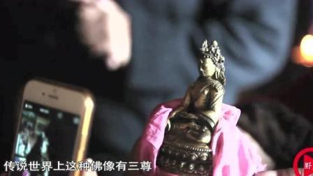 全世界仅有三尊价值连城的佛像 中国唯一一尊流落在这座小寺