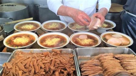 """日本最正宗的""""牛肉面"""", 跟中国比谁更好吃?"""