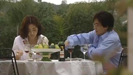 情定大饭店女主搭上男主豪车吃上大餐, 礼物是惊喜!