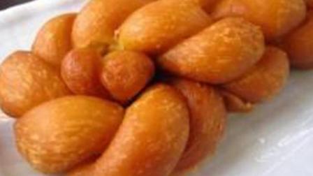 一个鸡蛋, 一把面粉, 2分钟学会做中国传统小吃, 过年年货必备