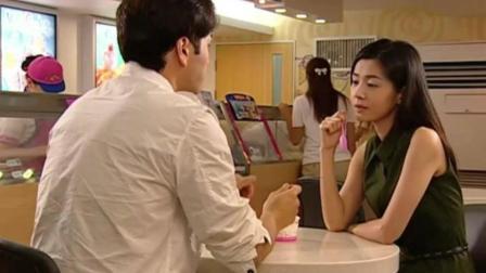 人鱼小姐雅俐瑛和男主吃一碗冰淇淋, 两人的孝顺很动人!