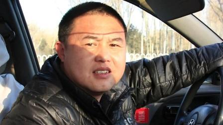 出租车司机希望2018年家人身体健康