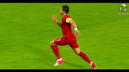 C罗震惊世界的十大进球!