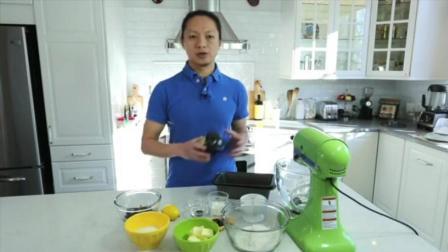 家庭自制烤蛋糕的做法 微波炉做蛋糕的方法图 做面包蛋糕培训