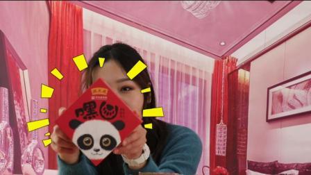 """美女试吃上海特产""""沈大成嘿U糯米团子"""", 感觉好软好有弹性!"""