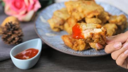 香酥炸鸡制作详细教程 用这种做法 零厨艺都会