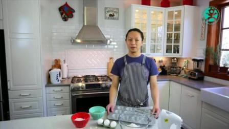 寿桃蛋糕 做蛋糕需要哪些材料 生日蛋糕怎么做 家里
