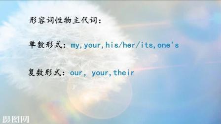 英语基础入门零冠词副词的用法和位置英语语法学习视频
