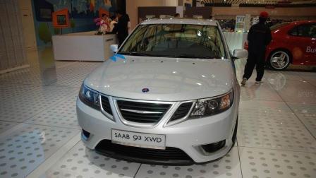曾今的萨博汽车又回来了, 被土豪收购了, 想在国内做第二个路虎