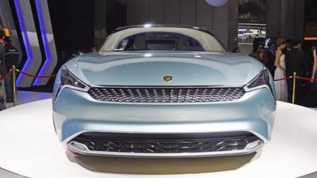 国产又推新能源汽车, 续航690KM, 外观不比合资车差