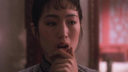 """这段戏里巩俐的成了主角, 那时脸上都是胶原蛋白""""美极了"""""""