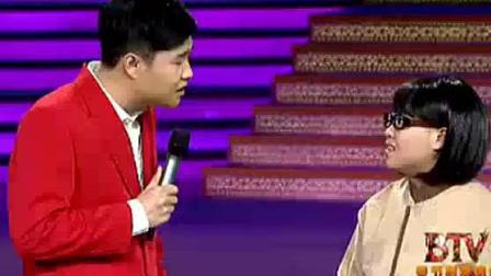小沈阳夫妇演小品就像说相声, 笑翻全场