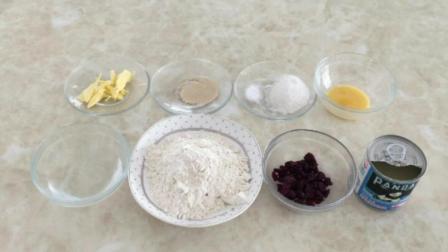 烘焙学校 蛋糕的制作过程视频 最简单的烤箱面包做法