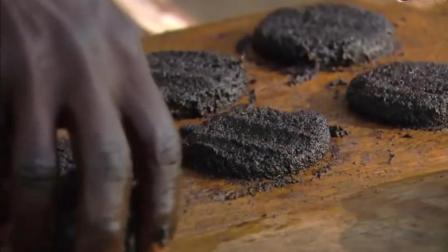 非洲肉饼! 50万只蚊子制成, 蛋白质比牛肉汉堡高7倍, 来一个?