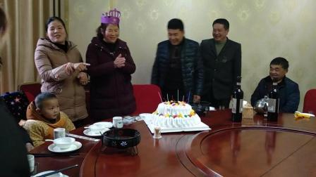 生日歌曲吃生日蛋糕0220生日快乐视频