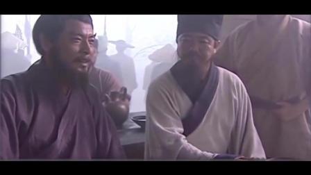 水浒传: 不愧是智多星吴用, 几句话就可以让林冲人, 确实好用