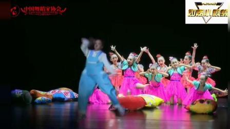 《健康动起来》第九届小荷风采中国舞表演精彩分享
