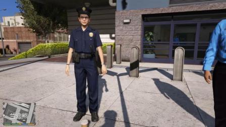 GTA5趣味测试: 被人打时距离警察多近警察才会出手相救