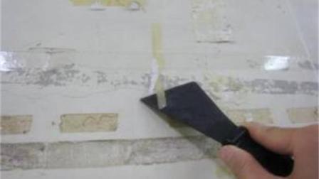 胶带印记难去除, 教你一招, 不用手抠, 简单一下不留痕迹。