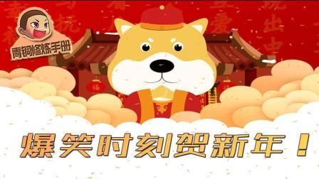 【青铜修炼手册】2017年度版: 爆笑时刻贺新年!