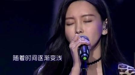 《前任三》女主角于文文一开唱, 导师全部亮灯转身!