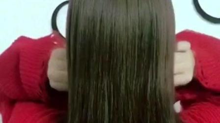 美女主播教你发带的正确使用方法