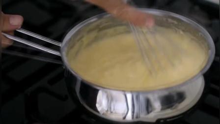 巧克力奶油泡芙制作方法, 教你在家分分钟做出它的美味!