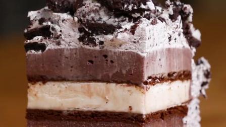 令人惊奇的冰淇淋蛋糕 制作教程