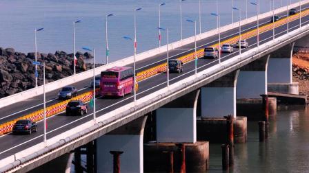 中国又一工程奇迹! 投资百亿, 建设难度远超港珠澳大桥
