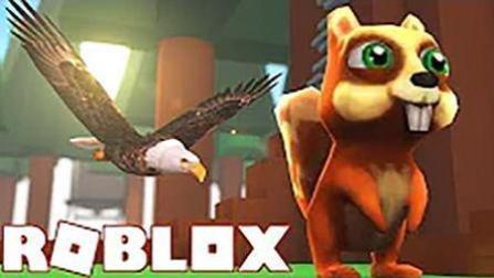 魔哒roblox乐高方块人森林猎人探险