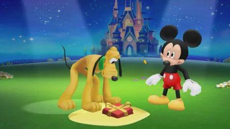 迪士尼梦幻王国★王国遭到破坏★米奇和朋友们修建乐园★搭建有趣的米奇妙妙屋