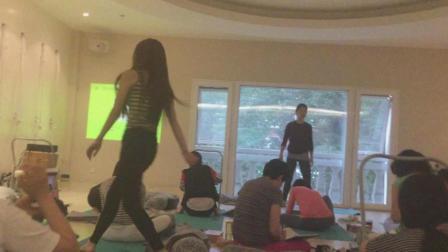 解剖人体结构功能瑜伽私教健身孕妇产后必备视频055