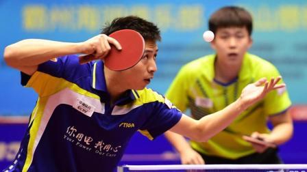 《乒乓球教学》发球技术至高境界, 教你同一个动作发两种旋转!