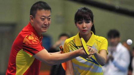 《乒乓球教学》初学者常见技术问题, 美女教练为你纠正!