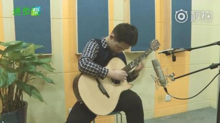 天才吉他少年刘嘉卓指弹改编张学友经典《吻别》, 很有怀旧的感觉!