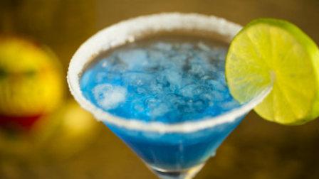 冰冻蓝色玛格丽特#认真一夏#