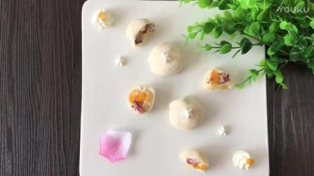 烘焙曲奇教程 缤纷果粒大福的制作方法vb0 君之烘焙的牛轧糖做法视频教程