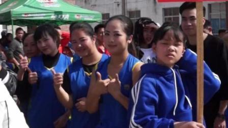 广西西林皿帖2018春节活动开幕升国旗